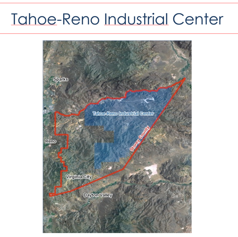 Tahoe Reno Industrial Center
