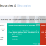 Industries Strategies