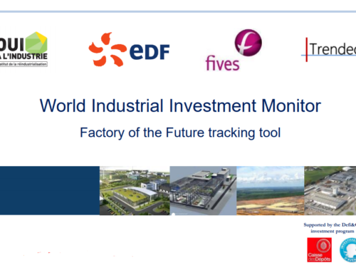 World industrial investment monitor, 2017 results