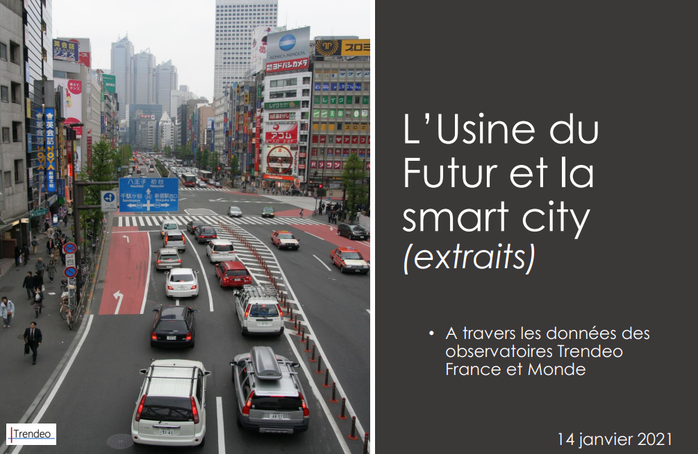 Usine du futur et Smart City